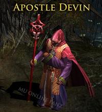 NPC Priest Devin
