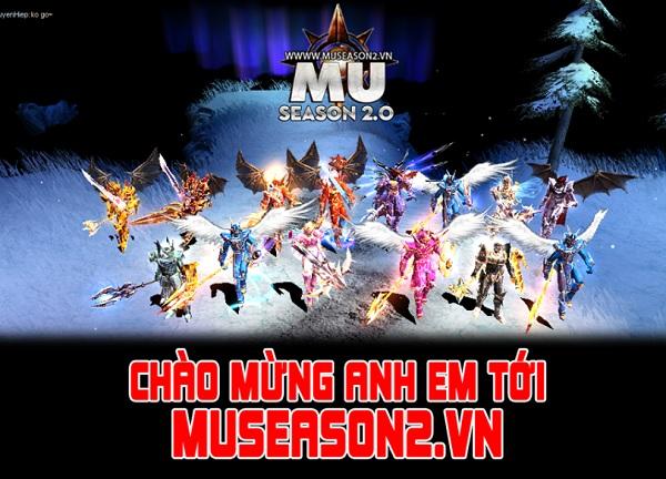 Mu Online Season 2
